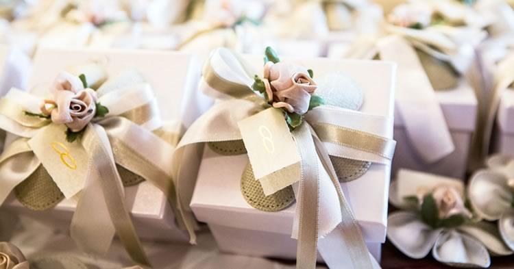 Regalos para boda